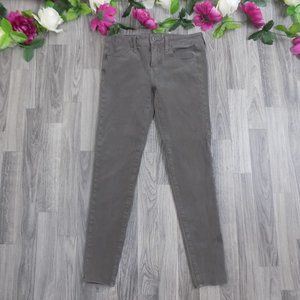 ❤American Eagle tan stretchy jeggings Size: 4